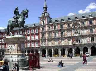 Disparando a Madrid: V Certamen de Fotografía
